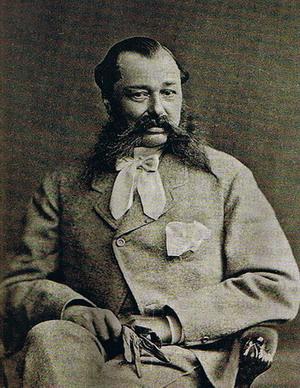 Николай Иванович Либерих - русский скульптор 19го века