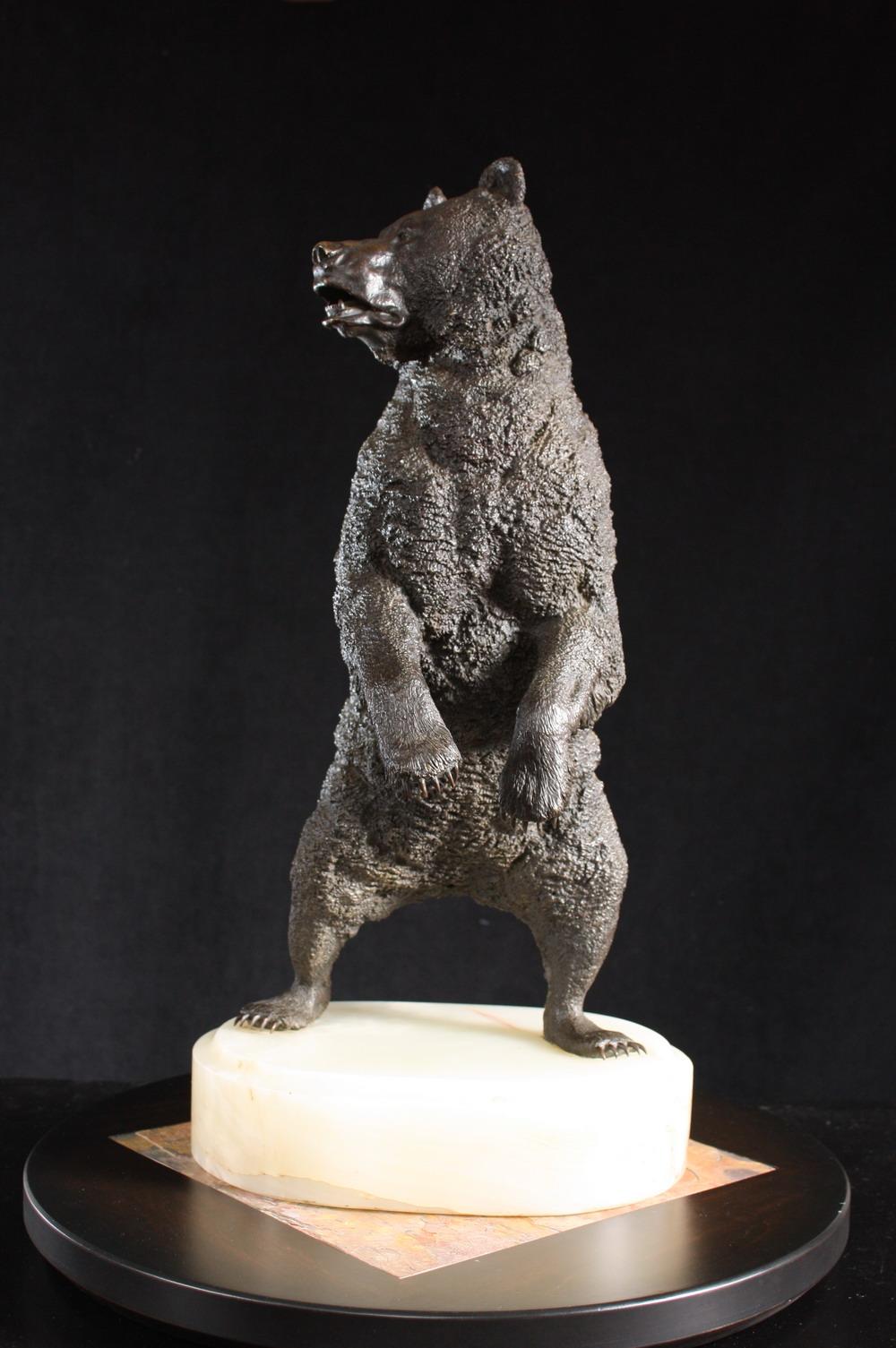 лисинский-медведь-николай-либерих-бронза