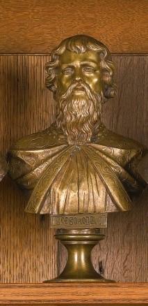 Chopins-bust-gallery - -аторой-бронза-бюст-шопен