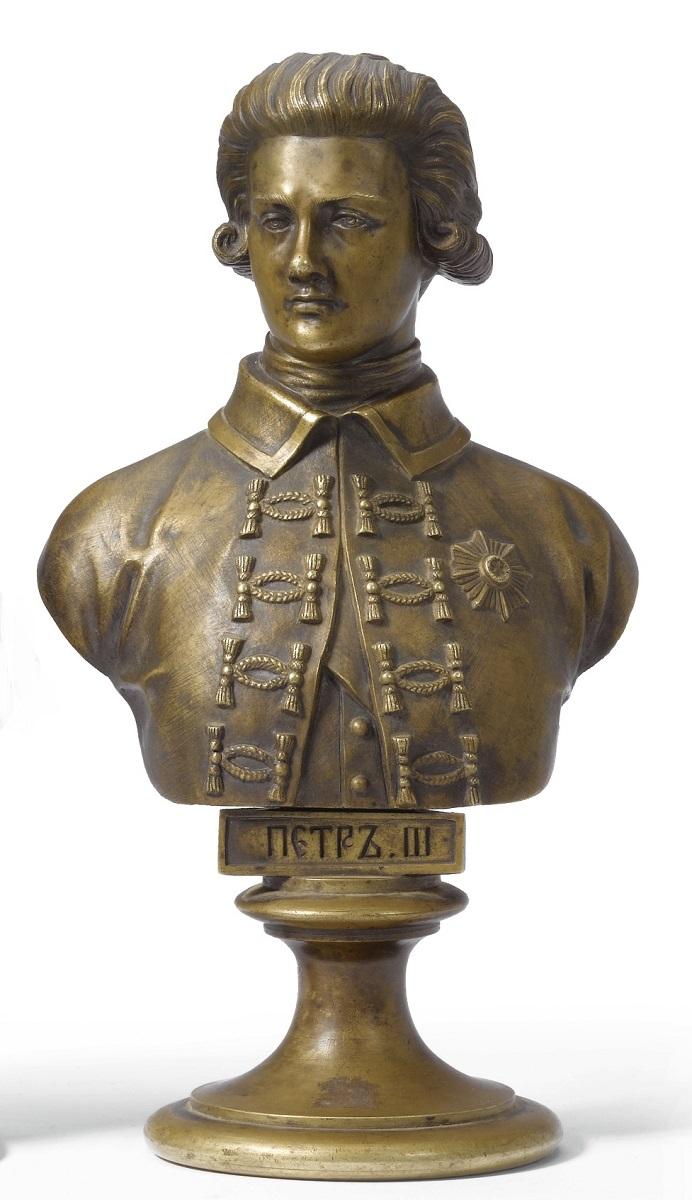 Chopins-bust-gallery - -третий-бронза-бюст-шопен