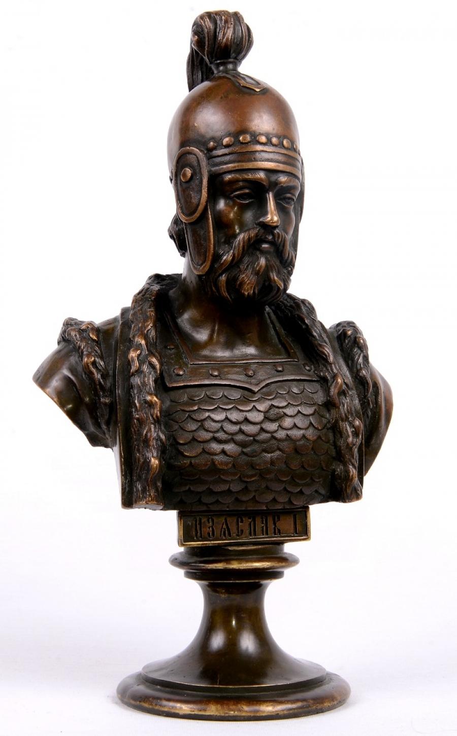Chopins-bust-gallery - -бронза-бюст-шопен-галлерея-царей