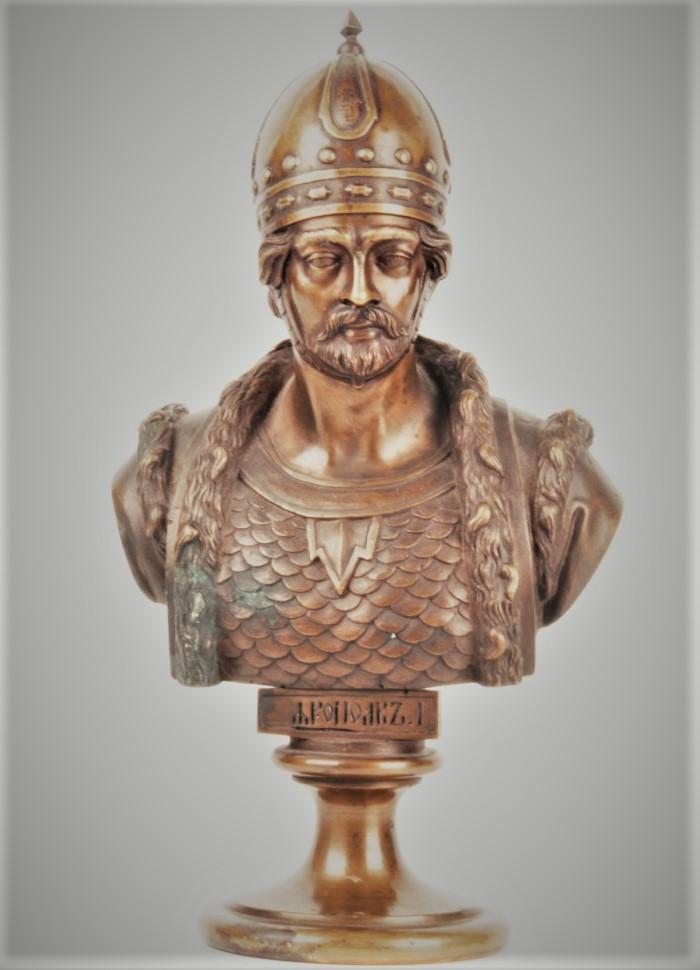 Chopins-bust-gallery - -князь-бюст-шопен-феликс-бронза