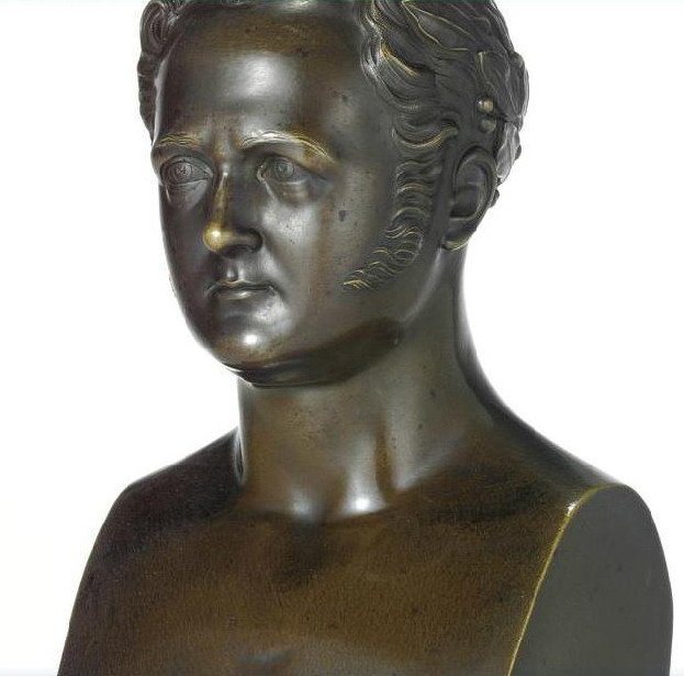 Others-unknown - Imperator_Alexander-russian-bronze-bust