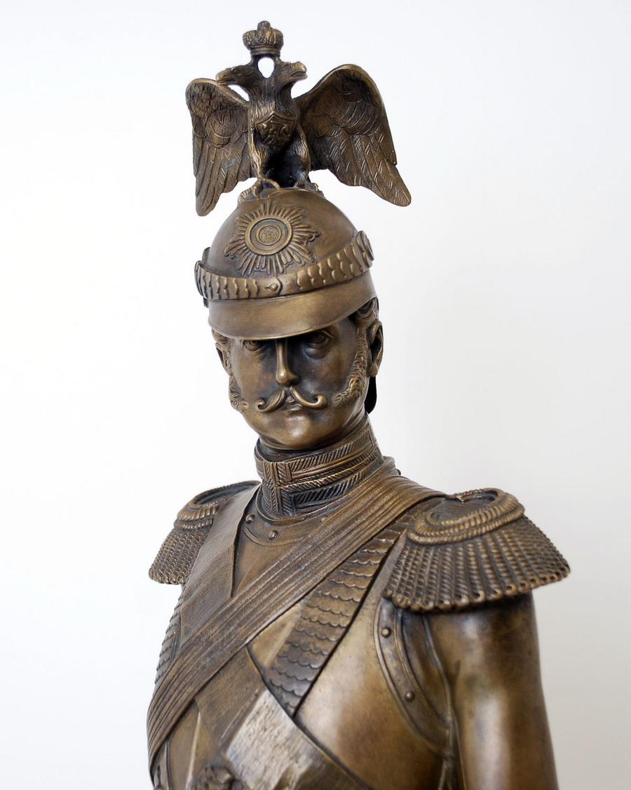 Others-unknown - Schrodl-Nikolay-Emperor-Russia-bronze-statue