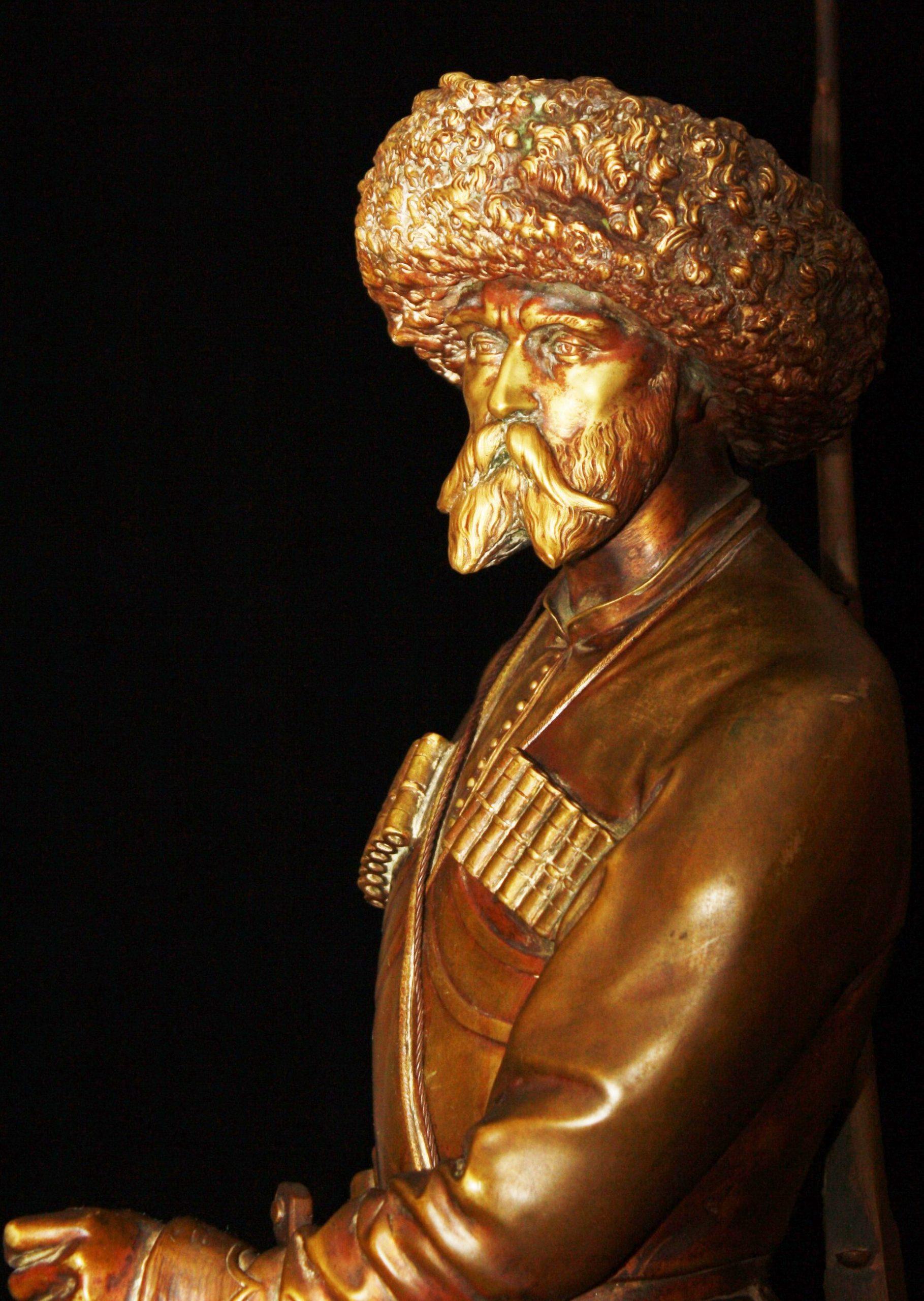 Others-unknown - russian-bronze-kaukaz-kavkaz