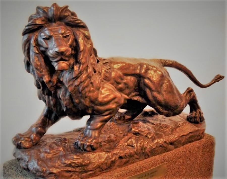 artemy-ober - Lion_Ober_bronze