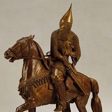 baron-peter-klodt - Baron-Peter-Karlovich-Klodt-bronze-sculpture