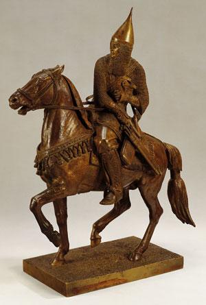 baron-peter-klodt - petersburg-russia-baron-klodt-sculptor-vityaz