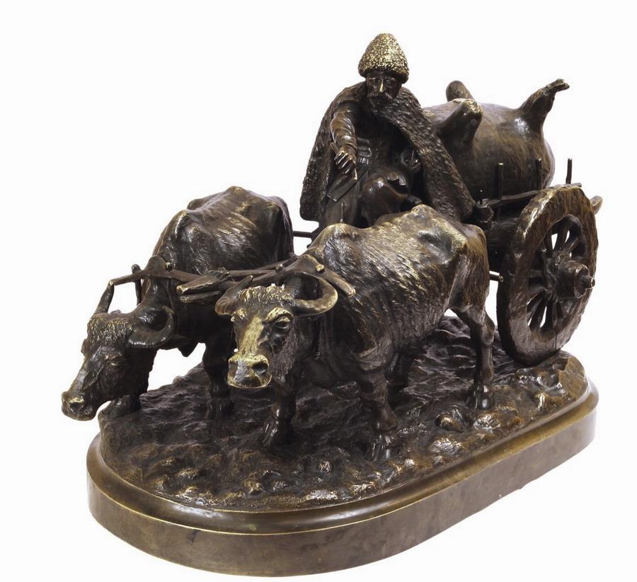 felix-ignatievich-hodorovich - felix-hodorovich-bronze
