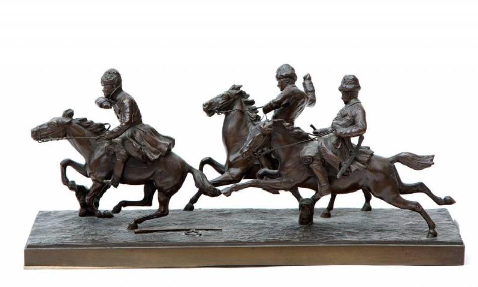 hans-guradze - guradze-bronze