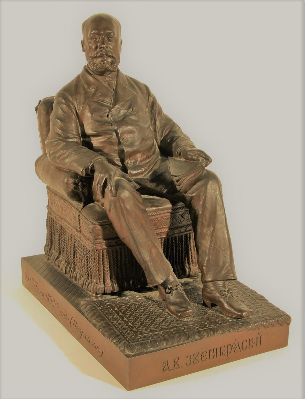 ilya-ginzburg - ginzburg-bronze-man-zvenigorodsky