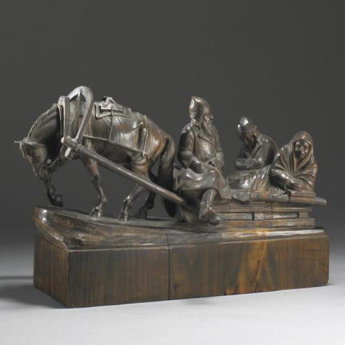 leonid-pozen-posen-posene - Scul-Posen_Sculp-Posene_Woerffel-bronze