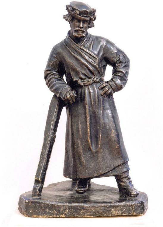napoleon-jacques - -Наполеон-Ямщик-бронза