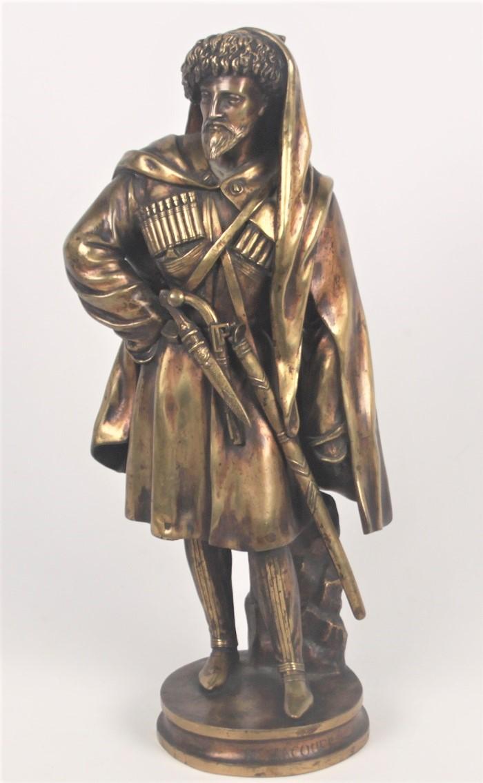 napoleon-jacques - Jacques-bronze-soldier-statue