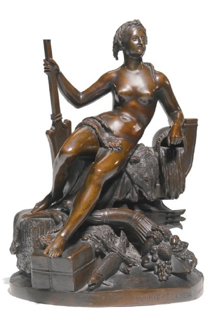 napoleon-jacques - neva-riva-jacques-bronze-statue