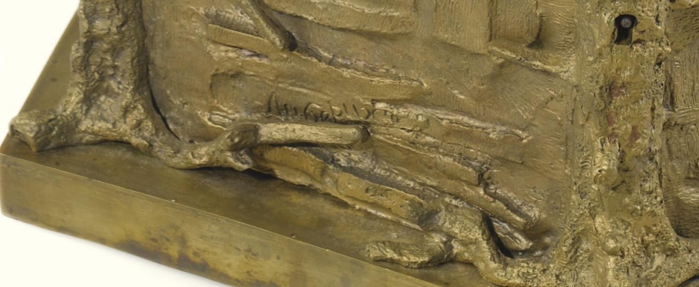 nikolay-ivanovivh-leiberich - Antike-Bronze-Schatulle-Nikolay-Lieberich-Russisch