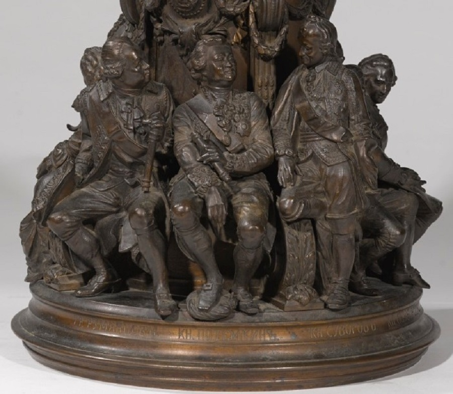 opekushin-alexander - opekushin-bronze