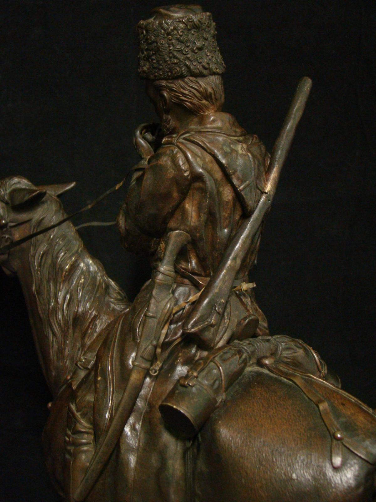samonov-samonoff - bronze-statue-samonoff