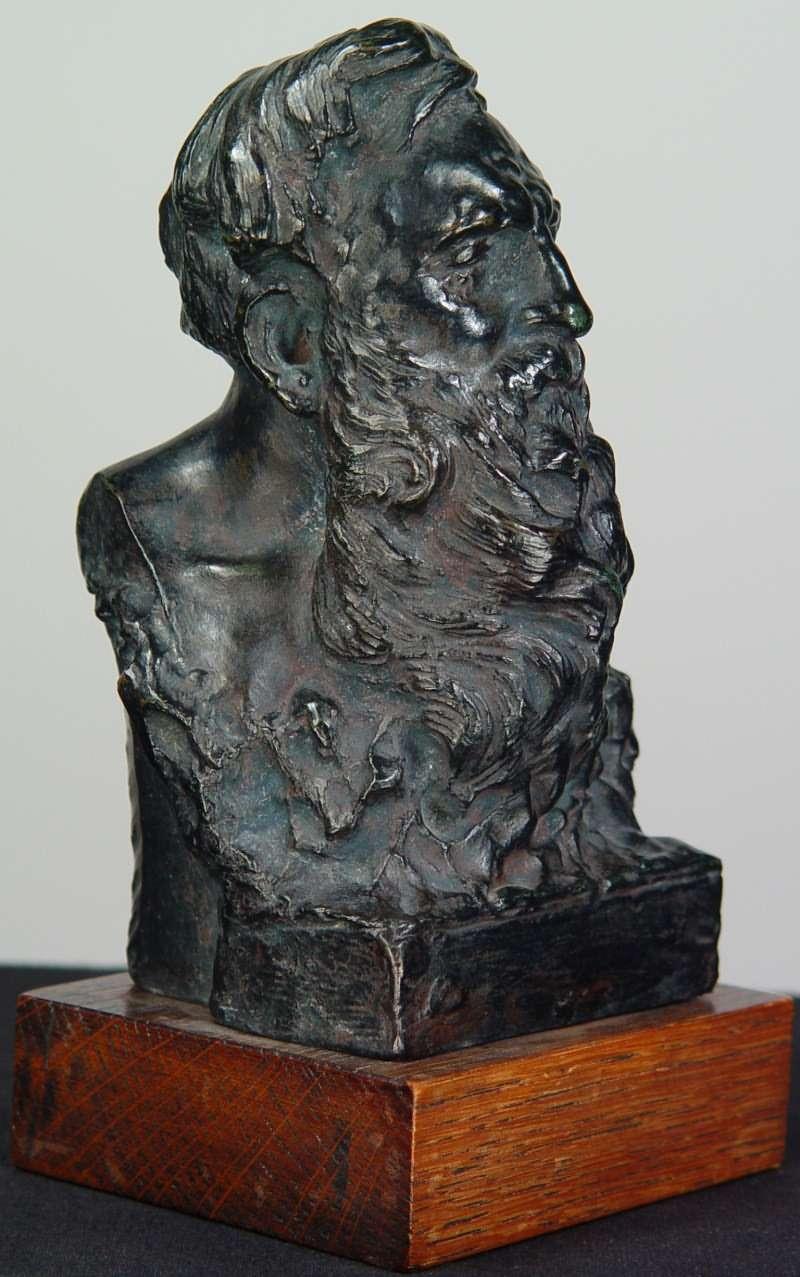 seraphin-soudbinine - Auguste_Rodin_bust_by_Seraphin-Soudbinine