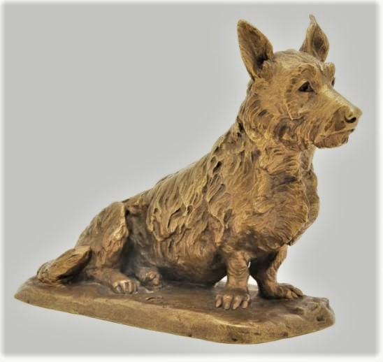tourgueneff-pierre-piotr - Pierre-Tourgueneff_bronze-dog